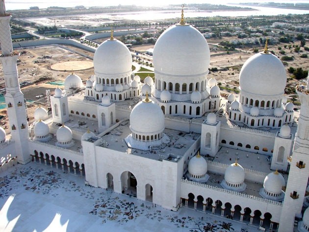 10 Most Beautiful Mosques in the World