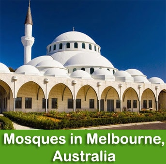 melbourne mosques list